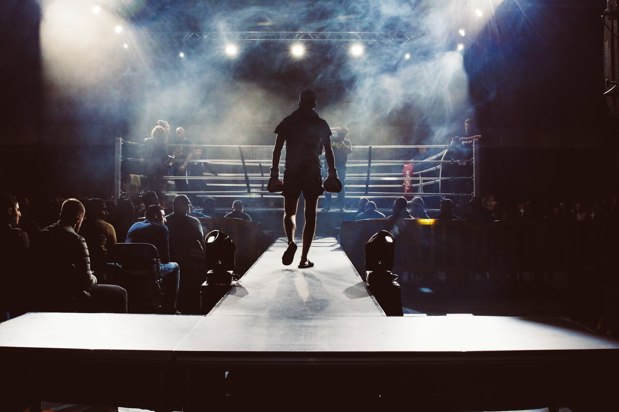 Strategy With Brutality: Why Marketing Is Like Boxing